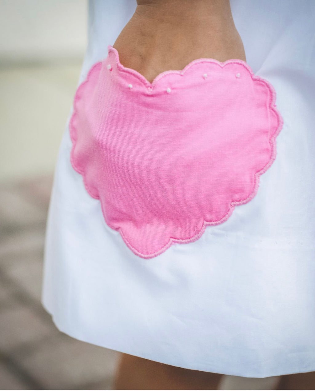 The Proper Peony Val Heart Dress