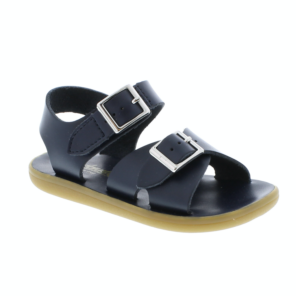 Footmates Tide Sandal in Navy