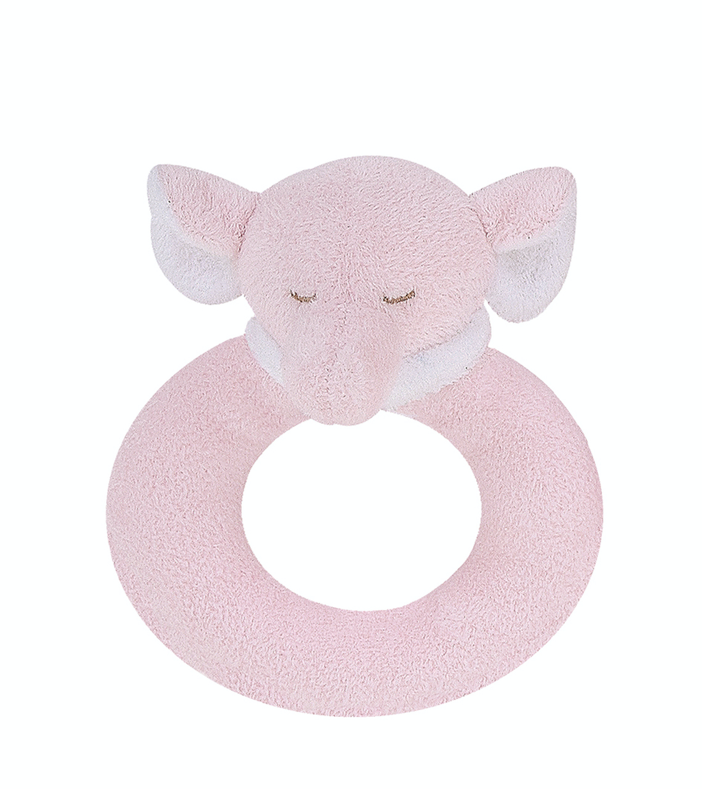 Angel Dear Ring Rattle in Various Animals