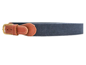 J. Bailey Buddy Navy Belt