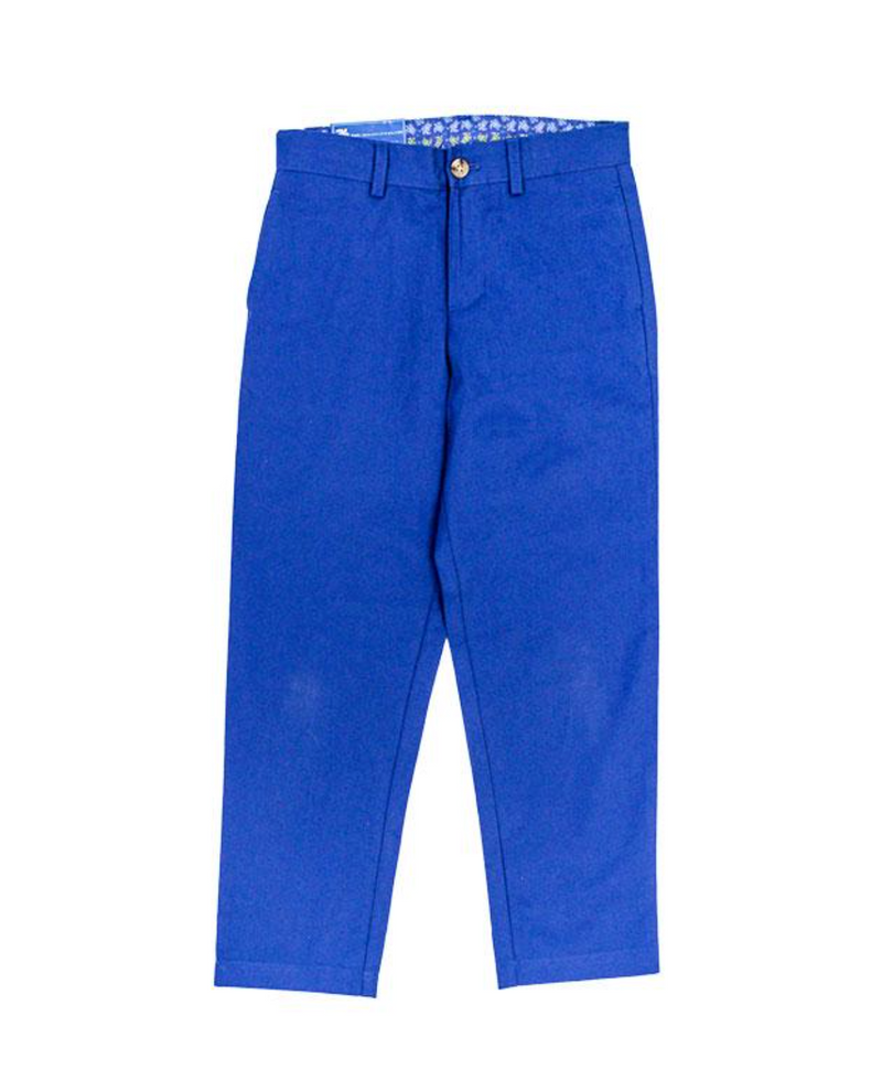 J. Bailey Champ Pants Marine Blue