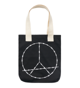 PEACE & ANARCHY TOTE