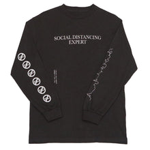 Load image into Gallery viewer, Social Distancing Expert Long Sleeve
