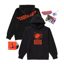 Load image into Gallery viewer, Welcome To Sonderland Hoodie CD Bundle