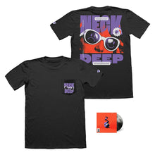 Load image into Gallery viewer, Sunglasses Pocket Tee + CD
