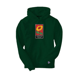 Sunflower Dark Green Hoodie