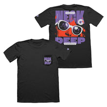 Load image into Gallery viewer, Sunglasses Black Pocket T-Shirt