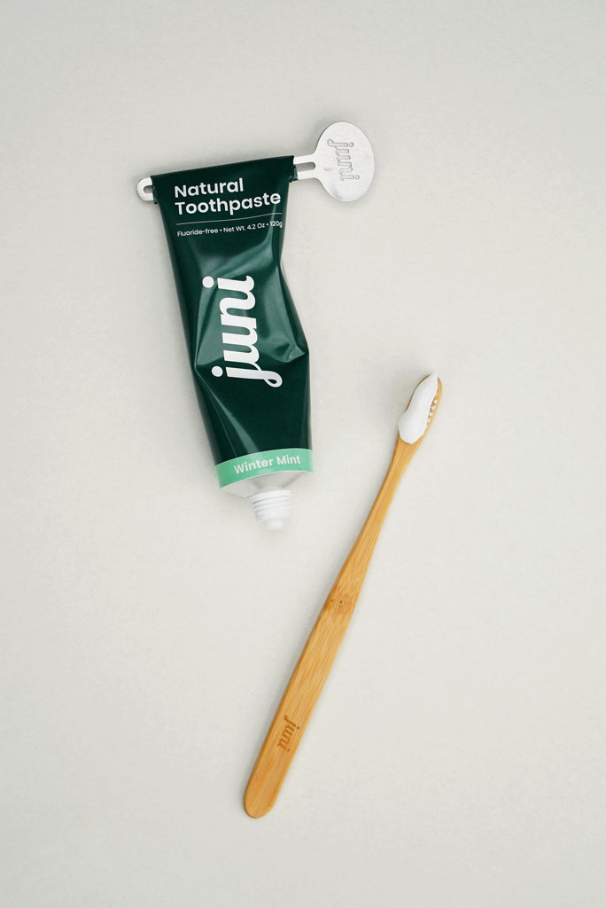 The juni Natural Toothpaste