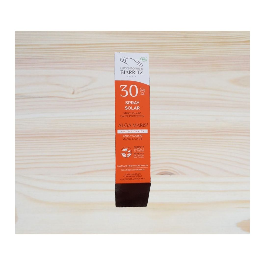 Spray Solar facial SPF 30 Alga Maris