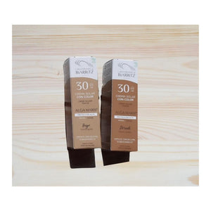 Crema Solar facial SPF 30 Alga Maris - Con color