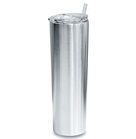 insulated tumbler - stainless steel 30oz skinny