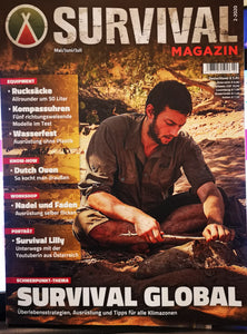 SURVIVAL MAGAZIN
