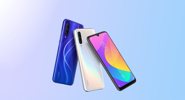 Mi 9 Lite 6GB 128GB 48MP Triple Camera Smartphone