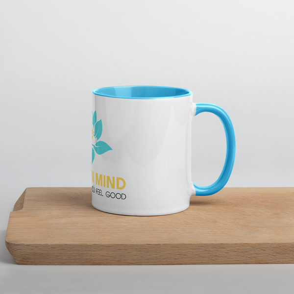 Tea and coffee mug