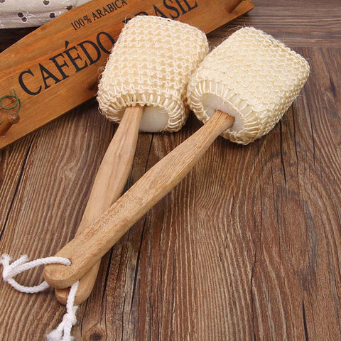 Natural Massage Sponge Scrubber