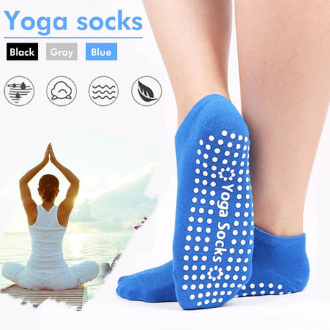 Yoga Socks Silicone