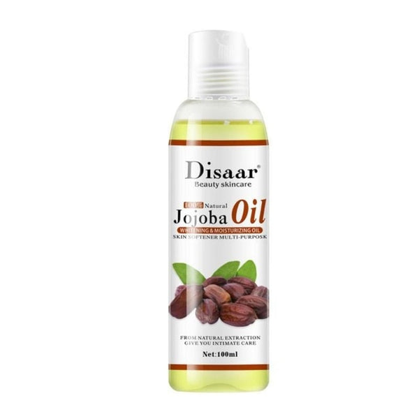 Natural organic jojoba oil [100ml]