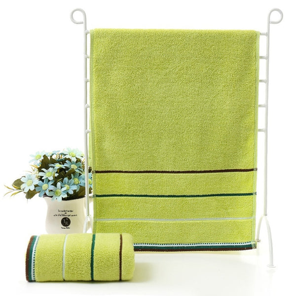 Quick drying cotton towel