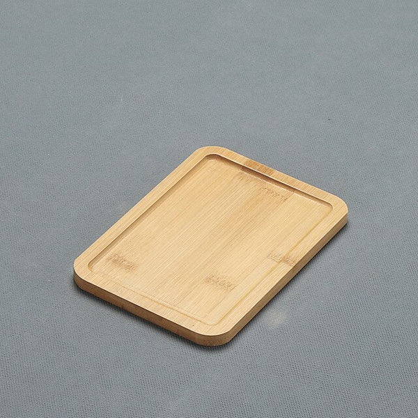 Bamboo tea trays Kung Fu [1pc]