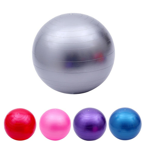 65cm slimming yoga ball [1pc]
