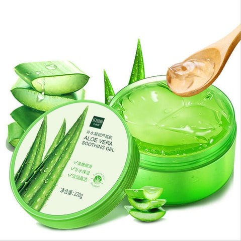 Aloe vera gel - natural face cream [30g|220g]