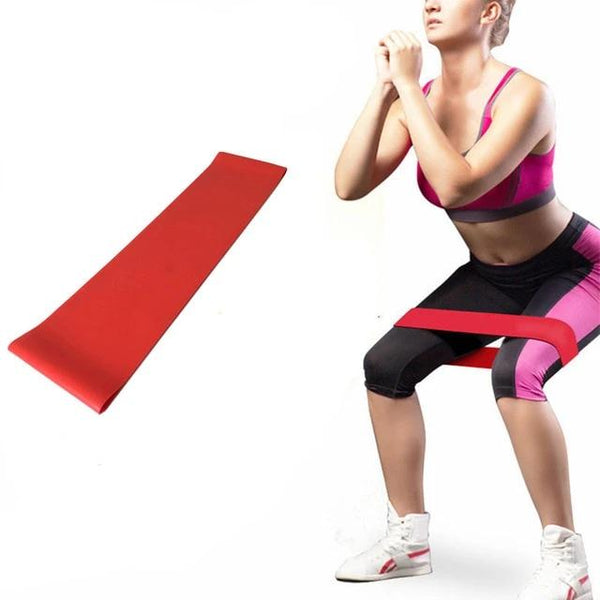 Hip trainer yoga stretch band [1pc]