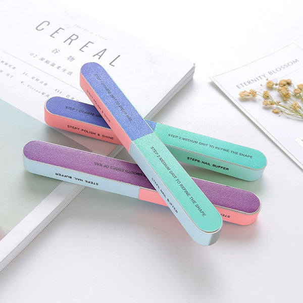 Durable buffing nail file [1pc]