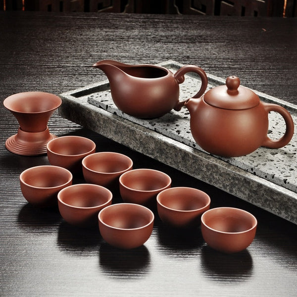 Complete set for tea ceremony
