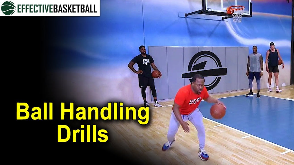 Level Up Your Ball Handling with Basil Evelyn