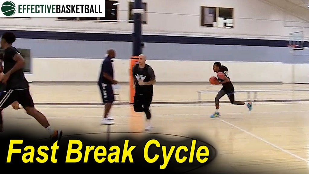 Fast Break Cycle With Marcus Liberty
