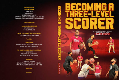 Becoming a Three Level Scorer by Basil Evelyn