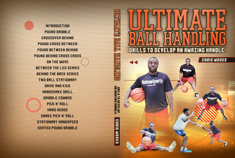 Ultimate Ball Handling by Chris Moses