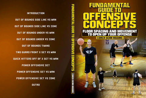 Fundamental Guide To Offensive Concepts by Sean Higgins