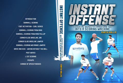 Instant Offense by Curtis Hollis