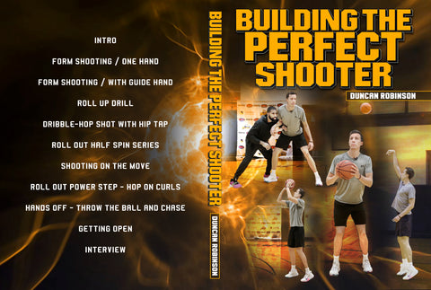 Building The Perfect Shooter by Duncan Robinson