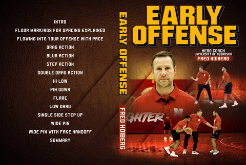 Early Offense by Fred Hoiberg