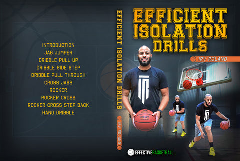 Efficient Isolation Drills by Irv Roland