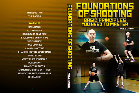 Foundations of Shooting by Mike Dunn