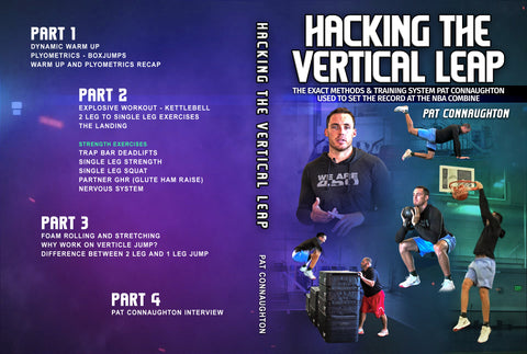Hacking The Vertical Leap by Pat Connaughton