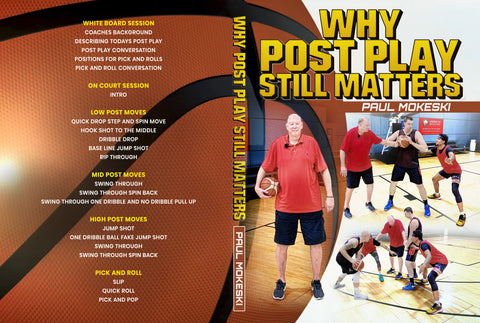 Why Post Play Still Matters by Paul Mokeski