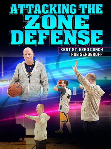 Attacking The Zone Defense by Rob Senderoff
