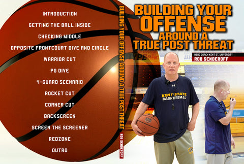 Building Your Offense Around a True Post Threat by Rob Senderoff