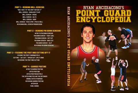 The Point Guard Encyclopedia by Ryan Arcidiacono