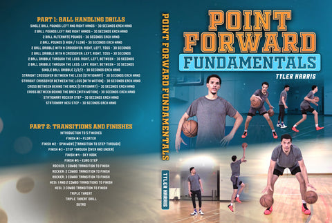 Point Forward Fundamentals by Tyler Harris
