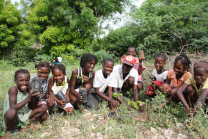 charitable Tree planting in africa