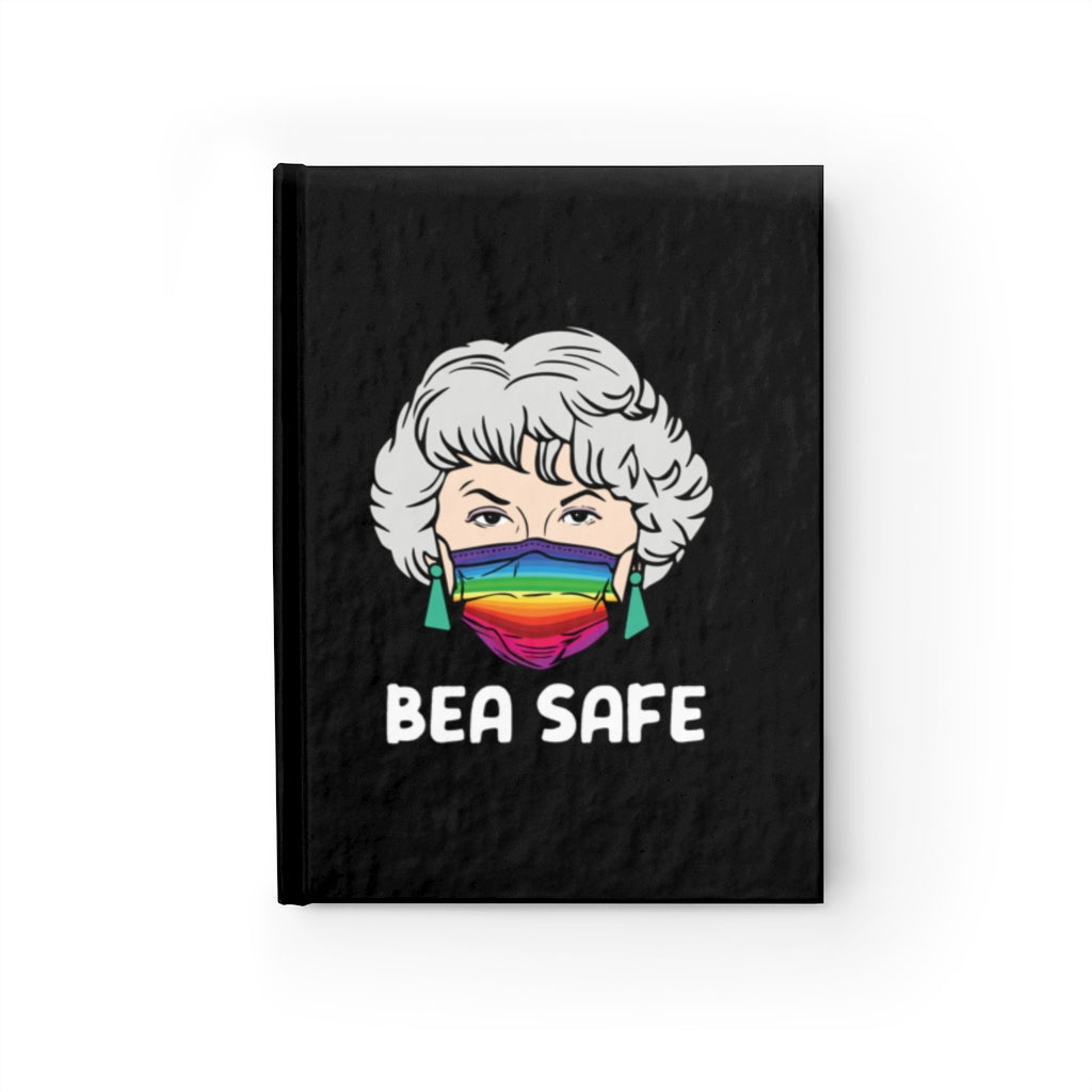Bea Safe Journal - Blank