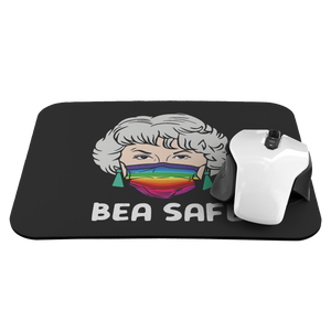 Bea Safe Mouse Pad