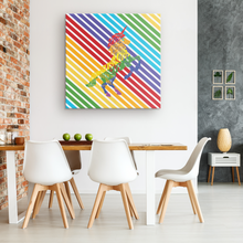 Load image into Gallery viewer, Unicorn Gallery Canvas Wrap