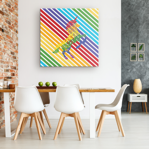 Unicorn Gallery Canvas Wrap