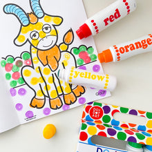 Load image into Gallery viewer, Do A Dot Art! Rainbow Markers - 6-Pack